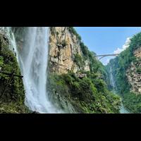 贵州旅游包车-马岭河大峡谷