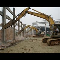 温州厂房拆除
