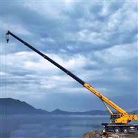 云浮吊车租赁在企业的物流系统中扮演着非常重要的角色