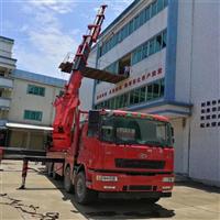 深圳吊车出租-鲁迅达办公室