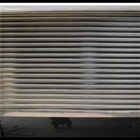 成都不锈钢防盗门价格定制不锈钢伸缩门电动不锈钢卷帘门价格