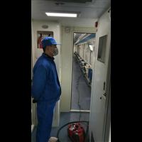 北京火车甲醛治理