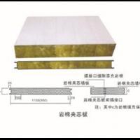 新疆岩棉夹芯板