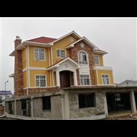 广西轻钢别墅设计施工