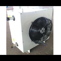 D20煤矿用电加热暖风机工作原理