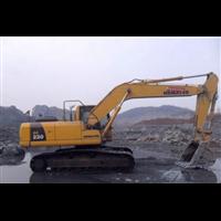 绍兴出租挖掘机企业