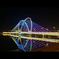 阜康市天池大桥亮化工程