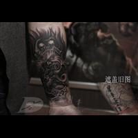 深圳学纹身 纹身培训操作技巧