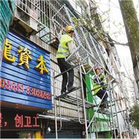 广州招牌架企业