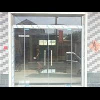 太原玻璃门 太原电动玻璃门 太原玻璃门价格