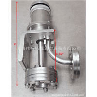 Series 202 Low Torque Ultra-high Vacuum Valve