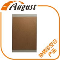转印空白耗材批发 创意木质拼图相框L23-B