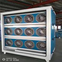 厨房油烟净化器 工业冷墩淬火废气收集处理化器