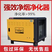 厂家直销油烟净化器高空低空油烟净化器