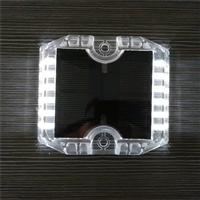 全钢化玻璃太阳能地埋灯