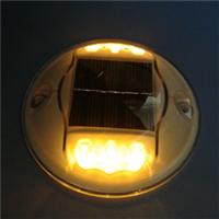 6LED太阳能无线同步塑料道钉