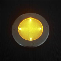 LED太阳能登山步道大面积发光景观照明灯