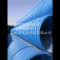 全性能HDPE双壁波纹管