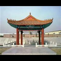 安庆防腐木凉亭4