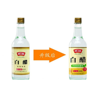 新疆食用醋不干胶标签容易出现的故障