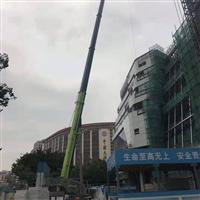 广州吊车出租案例四