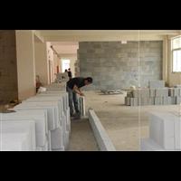 南昌轻质砖隔墙施工队