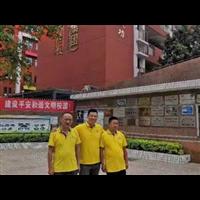 中国宝安集团塘头学校施工案例