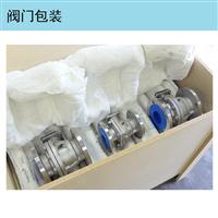 温州阀门泵机电缓冲包装即时发泡聚氨酯现场发泡包装