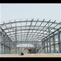 六安鋼結構廠房搭建