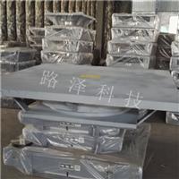 生產鋼結構連廊單向滑動支座固定球鉸支座