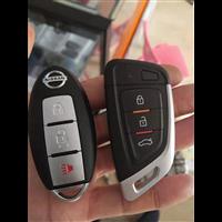藁城开锁公司配汽车锁的场景