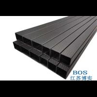 碳纤维方管定制加工碳纤维管材制品定制