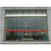 石家莊玻璃門