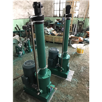 带宽1200犁式卸料器用直式DYTZ3000-800电液推杆