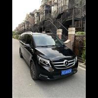上海租奔驰V260L