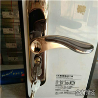 乾州开密码锁