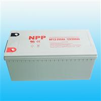 1耐普蓄电池12V200AH NPP蓄电池NP200-12
