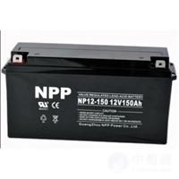 耐普蓄电池12V100AH 铅酸电池NPG12-100AH