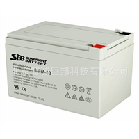 SBB圣豹蓄电池6-GFM-7阀控式密封蓄电池12V7AH