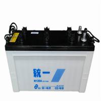统一GS蓄电池N120A12V115AH电瓶铅酸蓄电池
