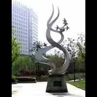 江西不锈钢雕塑、江西玻璃钢雕塑