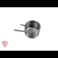 304不锈钢咖啡机发热管 佛山罡正精密不锈钢管件定制生产