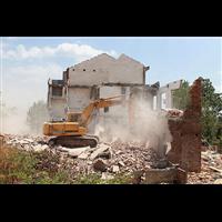 深圳南山区建筑拆除