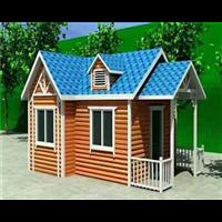 昌平防腐木木屋