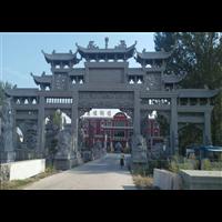 恒旺石雕浙江优质石牌坊生产厂家