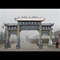 恒旺石雕河南专业石牌坊生产厂家