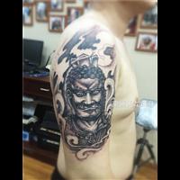 南通纹身_专业纹身
