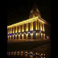 北京制作LED动感灯箱卡布灯箱
