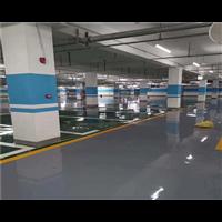 山东停车场地坪