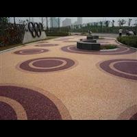 景觀透水膠粘石路面上用的粘合劑